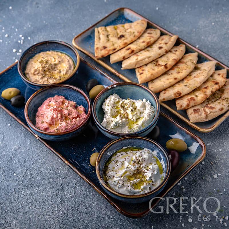 Meze Greko Fresh
