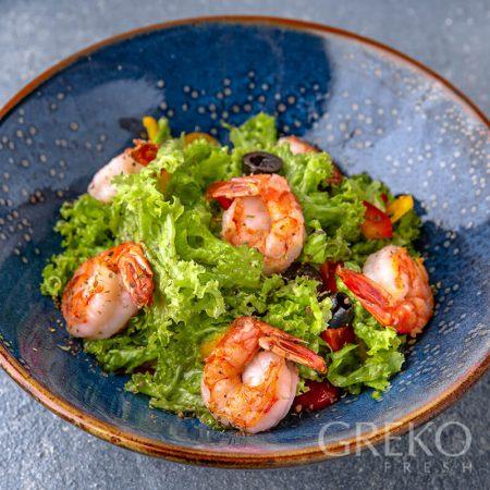 Salata cu crevete