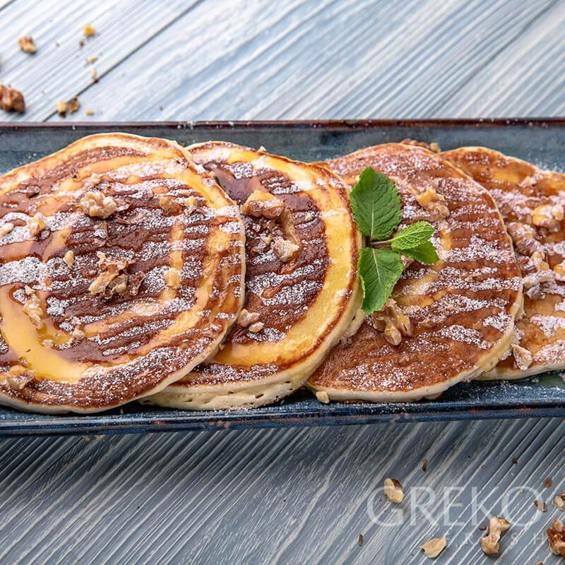 Tiganites (Pancakes)