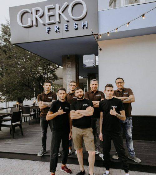 Greko Fresh Team
